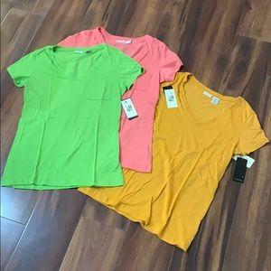 🌸 NWT Max Studio Shirt Bundle